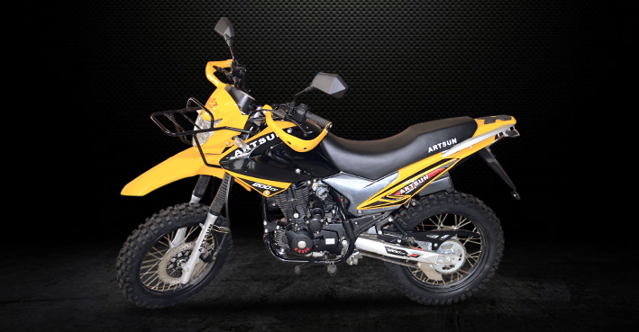 AS200GY-D (Arenera Yellow) completo