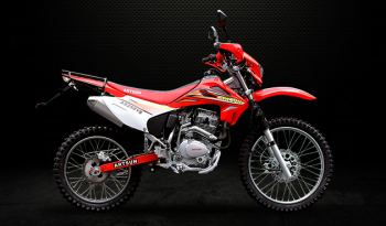 AS250YS (Arenera Gray Red) completo